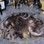 1838 3d street art