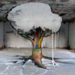 By TSF crew 2 street art 3d