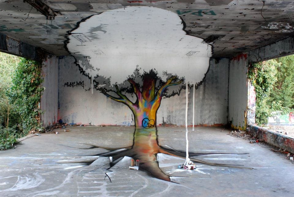 Street Art Utopia » We declare the world as our canvas » 24 3D