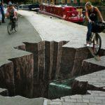 CityLock3 3d street art