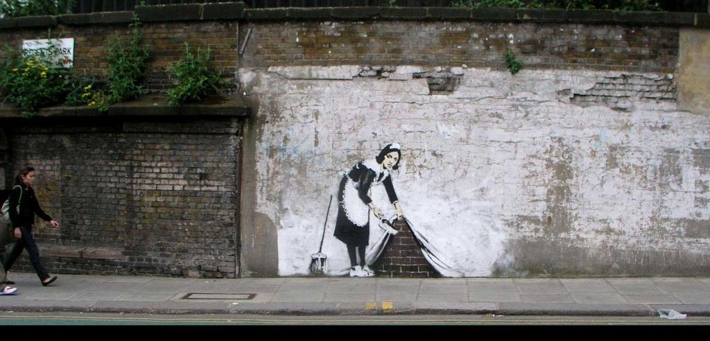 banksy quotes on art. Banksy