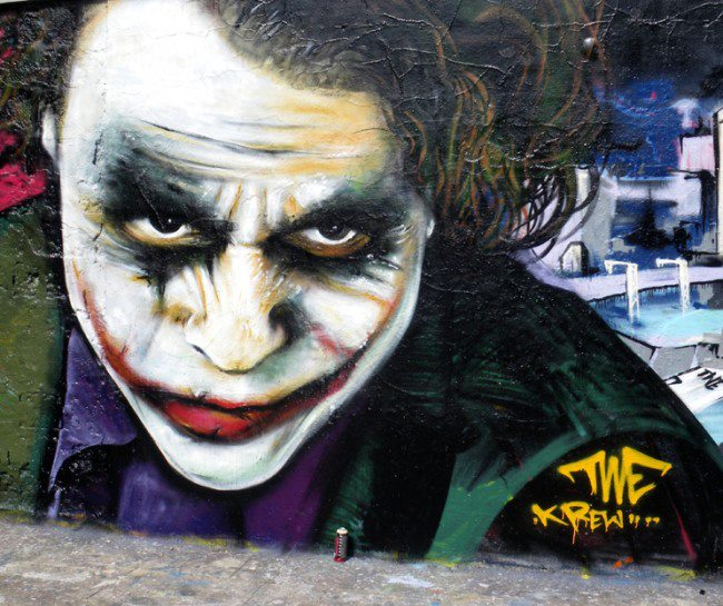 Street Art Utopia We Declare The World As Our Canvas A Street