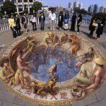 shangai 3d street art