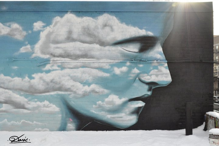 10 Most loved Street Art Photos - Januari 2011