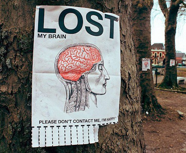 25 Most beloved Street Art Photos - Mars 2011