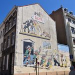 comic strip façades – 12