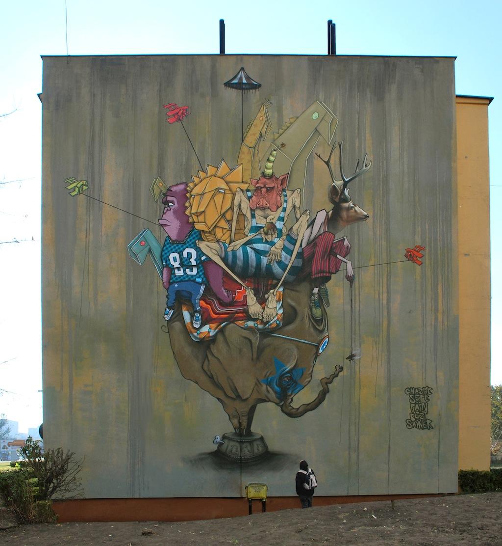Street Art_Bydgoszcz
