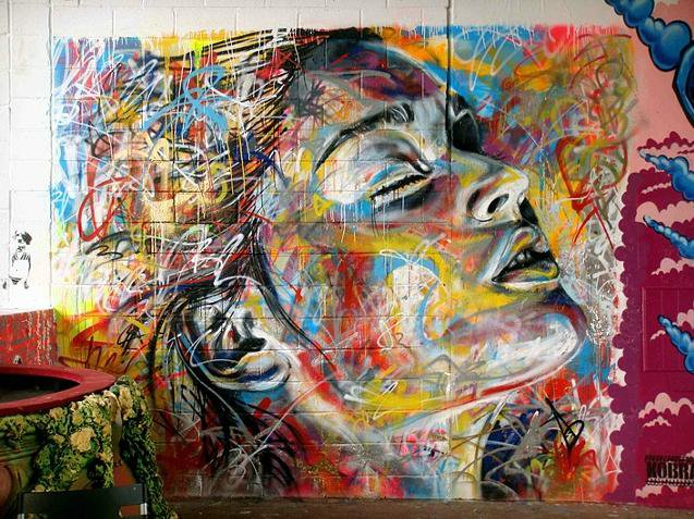 Download this Street Art August David Walker picture