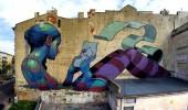By ARYZ Photo from www.galeriaurbanforms.org From Galeria Urban Forms in Lodz, Poland