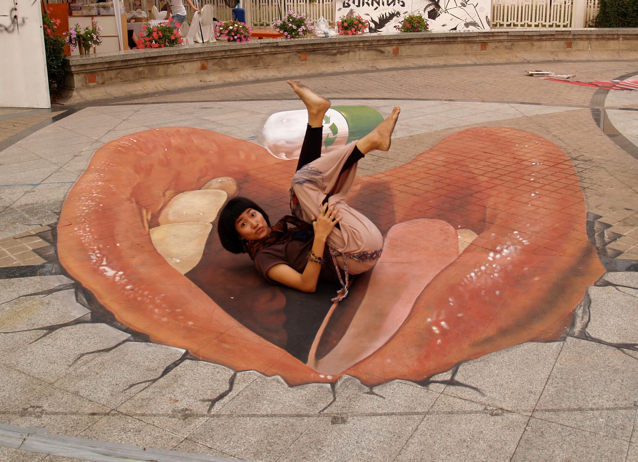 In Chiang Mai, Thailand – STREET ART UTOPIA