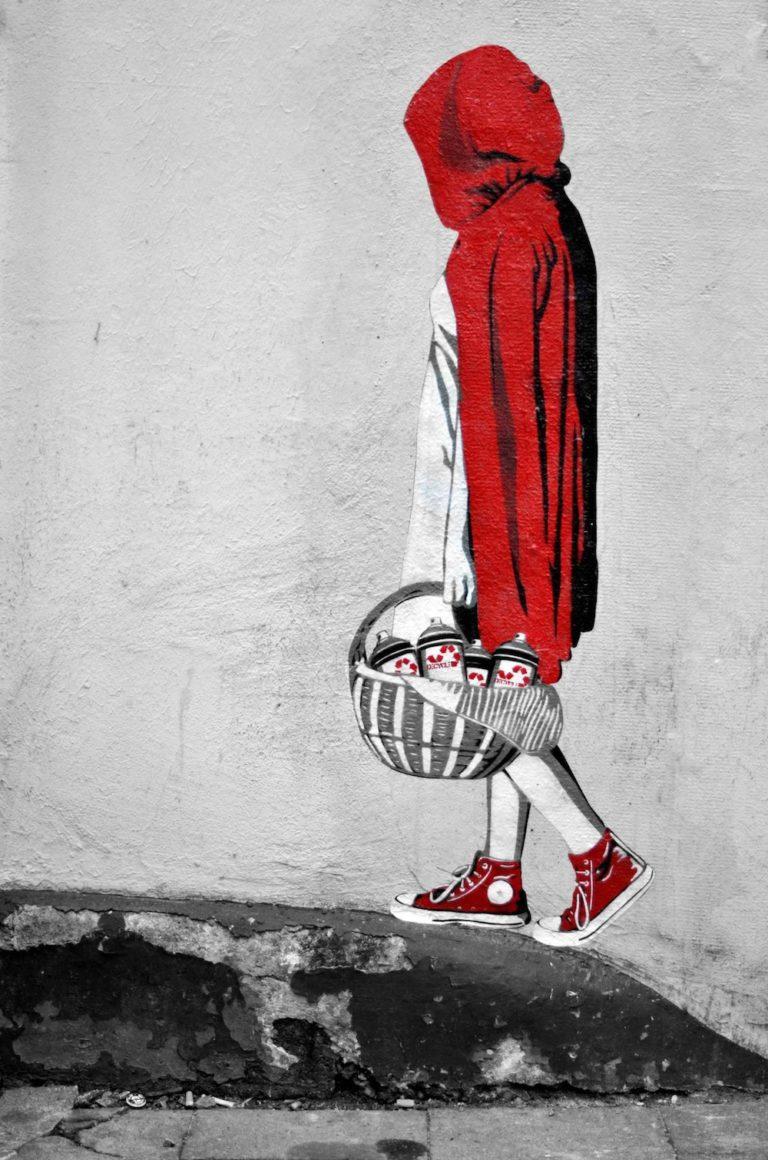 Street Art by DECYCLE – In Berlin, Germany