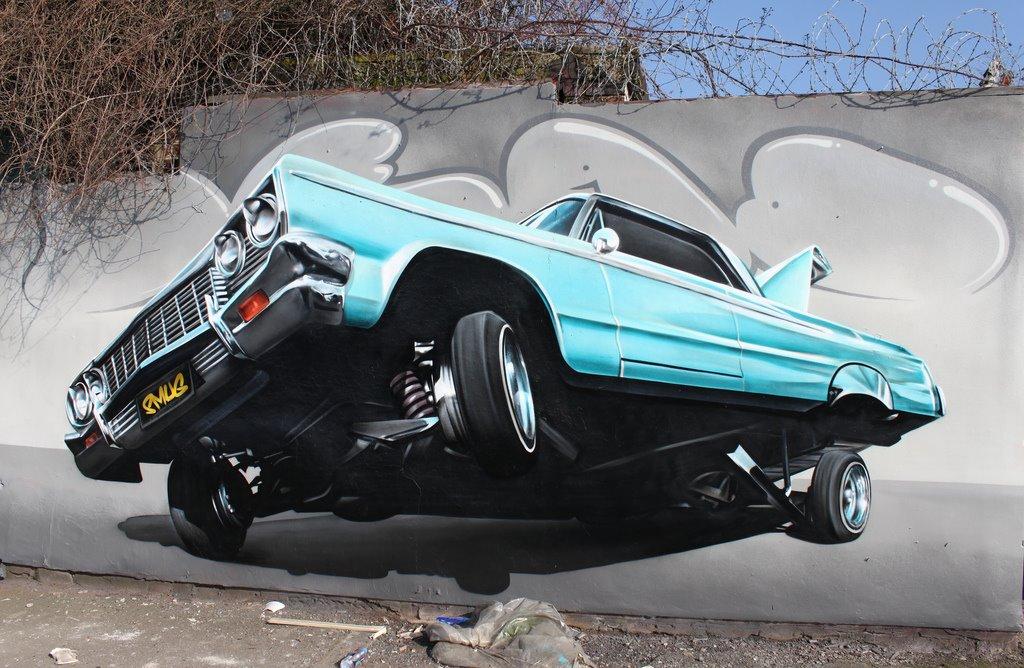 Graffiti by SmugOne