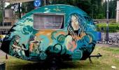in roma rome italy by alice street art urban