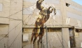 street art by Faith47, Tel Aviv, Israel