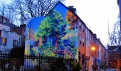 street art urban in Philadelphia  USA