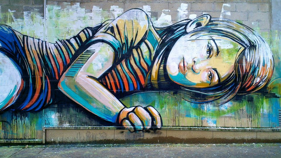Haut Street Art Utopia » We declare the world as our canvas » Street  KW52
