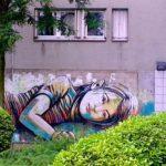 Street Art by Alice in Vitry sur Seine, France 2