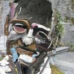 street art face