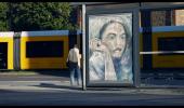 Adbusting by Verbus in Berlin, Germany. 1