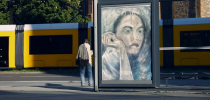 Adbusting by Verbus in Berlin, Germany. 1
