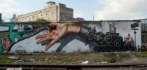 Street Art in Caseros, Buenos Aires, Argentina 1
