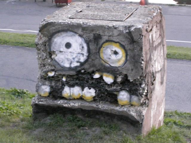 Street Art in Kraków, Poland
