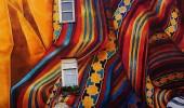Street Art in Vitoria-Gasteiz, Spain. By Collectiv IMVG 1