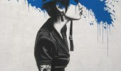 Street Art by Fin Dac in Warsaw, Poland 2