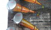 Street Art in Digbeth, Birmingham, UK