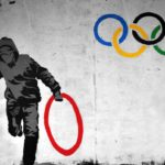 Street Art vs. Olympics 2012 in London England