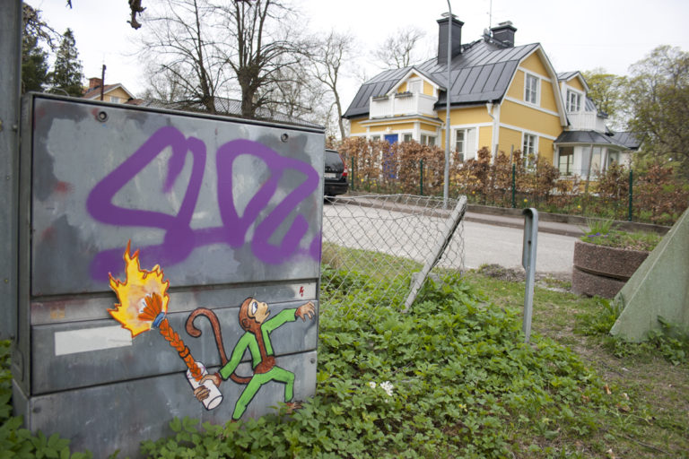 By Herr Nilsson in Sweden, Stockholm