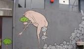 Street Art by NemOs in Milano, Italy