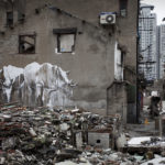 Street Art by faith47 in Shanghai, China 2