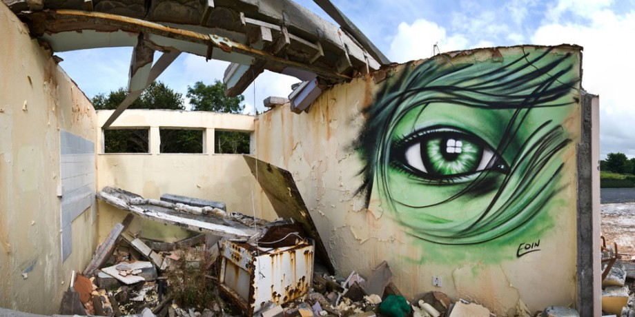3 Street Art by Eoin 'Allure' Location-Undisclosed-Ireland