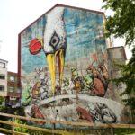 Street Art by Ericailcane at DESORDES CREATIVAS 2012