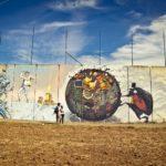 Street Art by NAS and DEL at DESORDES CREATIVAS 2012 1