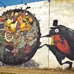 Street Art by NAS and DEL at DESORDES CREATIVAS 2012 2