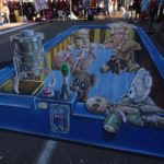 3D chalk by Leon Keer at Chalk Festival in Sarasota, Florida 1