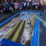 3D chalk by Leon Keer at Chalk Festival in Sarasota, Florida 2