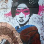 Street Art by Fin DAC at The Black Duke in North Wales, England 2
