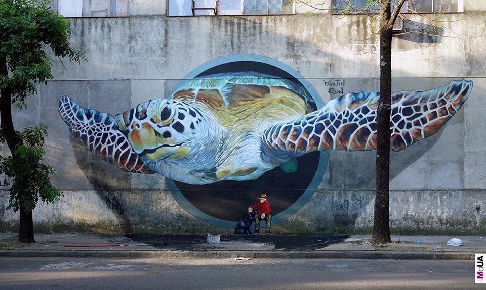Meilleur de tous Street Art Utopia » We declare the world as our canvas » Pedro  YC23