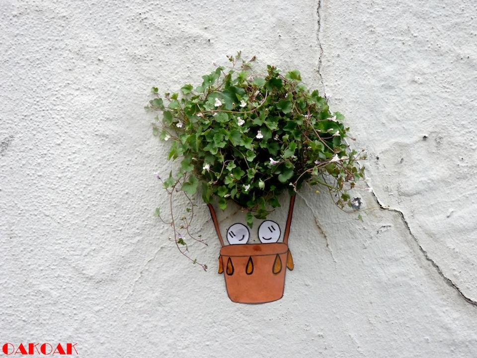 Street Art by Oakoak 3464264