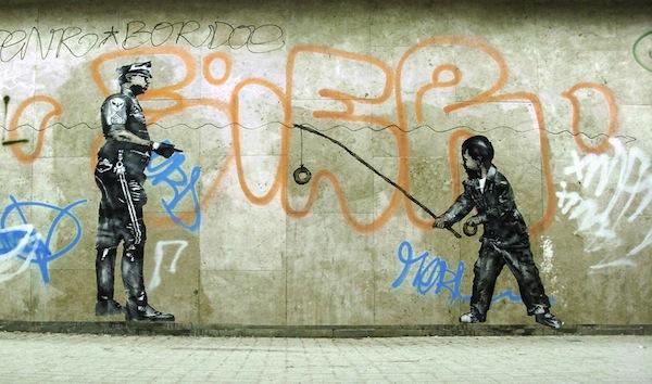 By Les Enfants Terribles in Düsseldorf, Germany