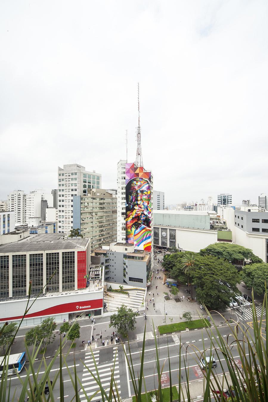 By Kobra in São Paulo, Brazil 2