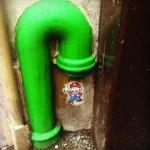 Street Art Super Mario