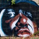 Graffiti in Rennes Saint Jacques, France