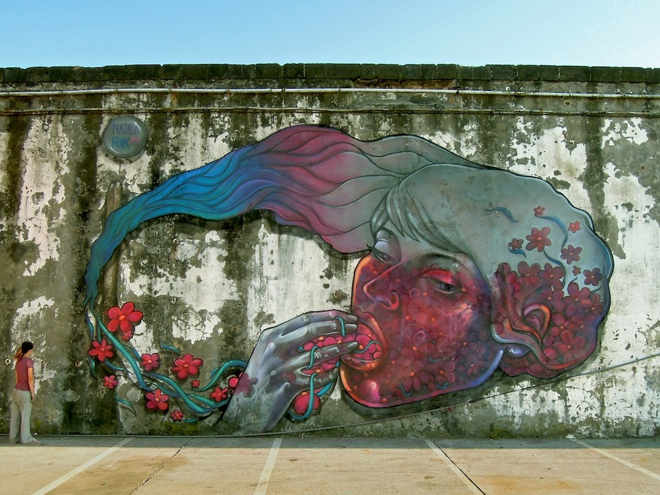 Street Art by Natalia Rak 3