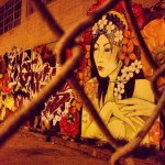 Street Art in San Francisco, California, USA