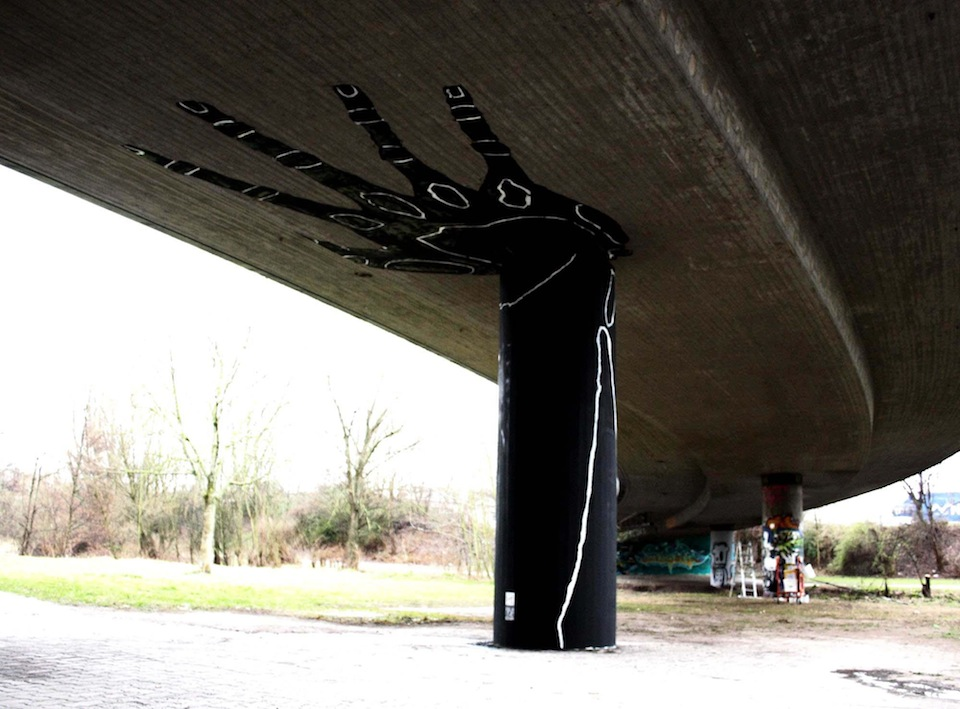 15 beloved Street Art Photos - April 2013