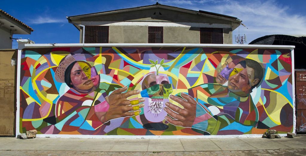 Street Art by Decertor at BAU13 2